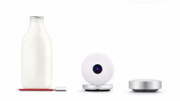 Smarter fridge camera