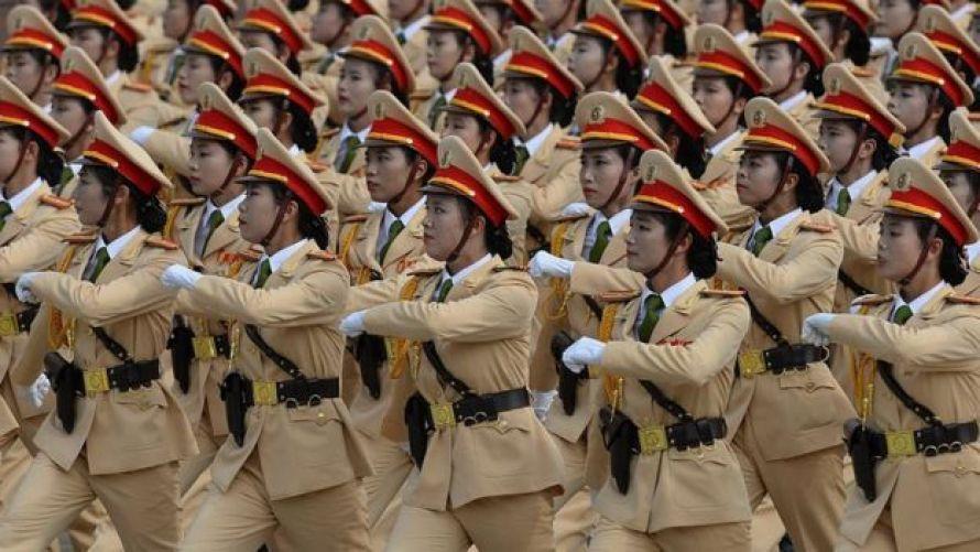 Việt Nam đang cải tổ ngành công an