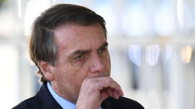 President Jair Bolsonaro of Brazil
