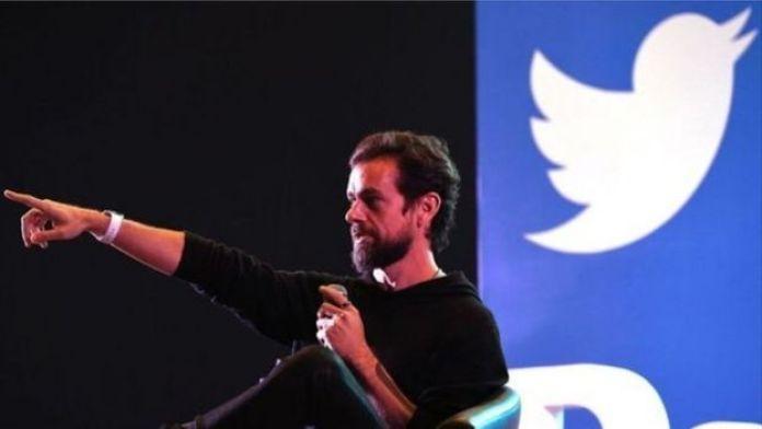 Jack Dorsey, patron de Twitter