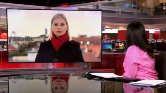 Bethany Bell on BBC World