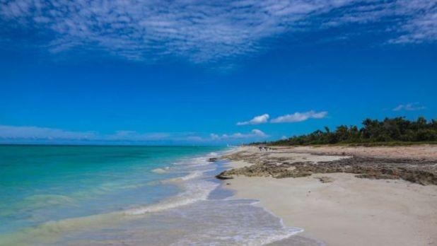 Playa Varadero, Cuba.
