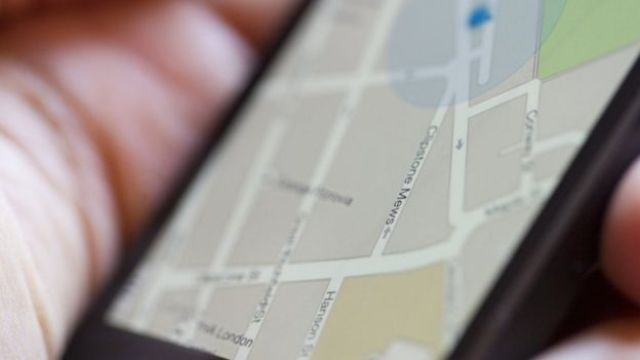 mapa app