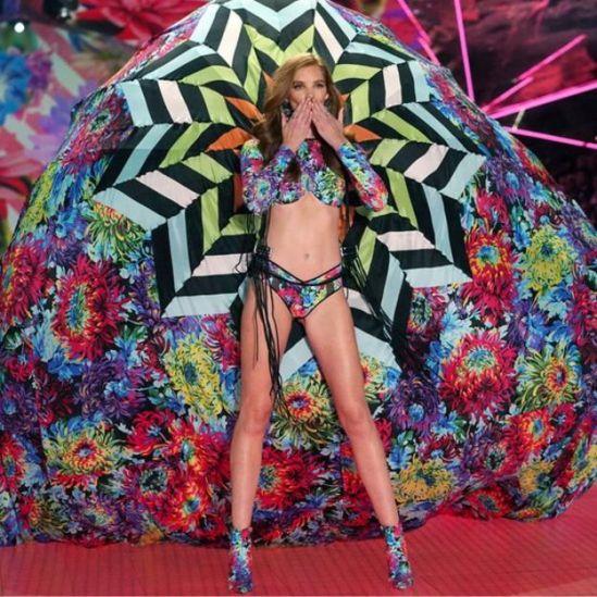 Modelo Victorias Secret