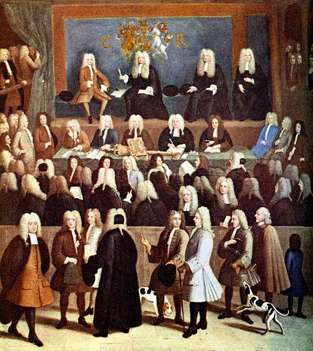 Tribunal de Chancery