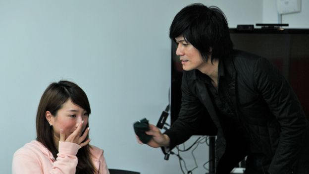 Image result for japanese weeping boy BBC World