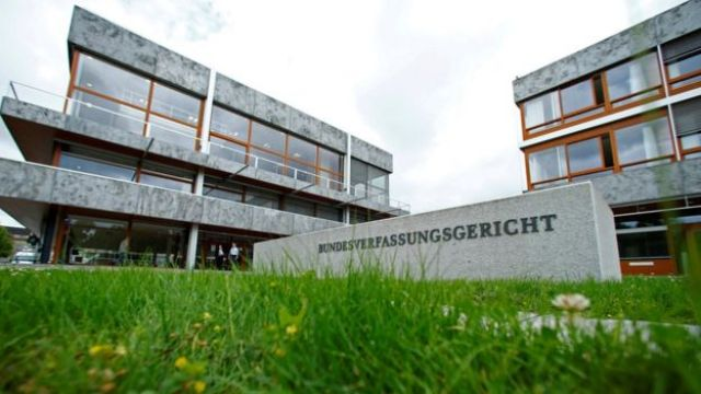 Corte Constitucional alemã