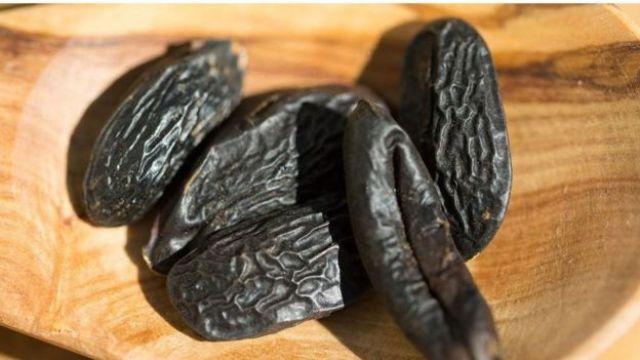 Feijões tonka