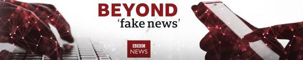 Fake news branding