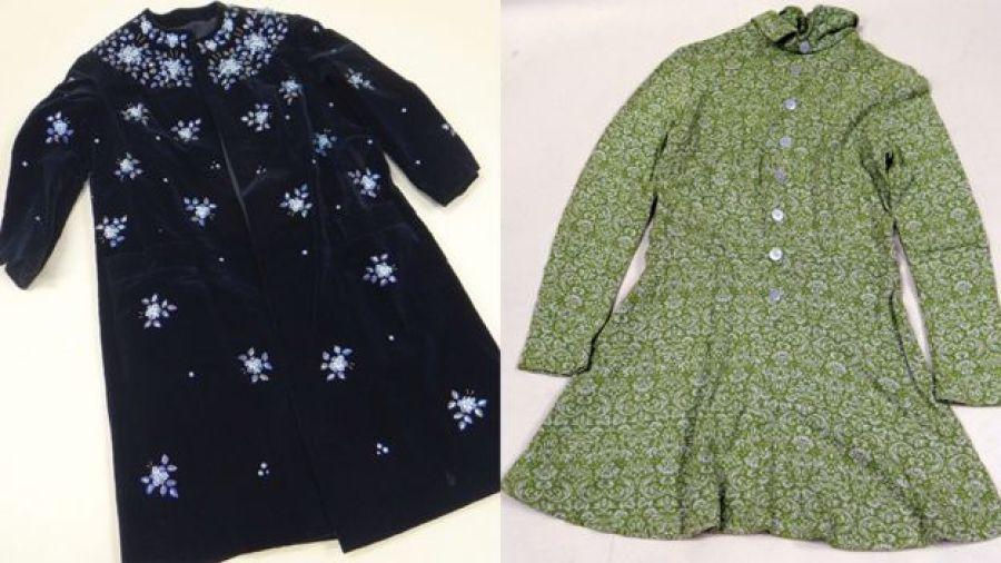 Dresses worn by Mary Hopkin