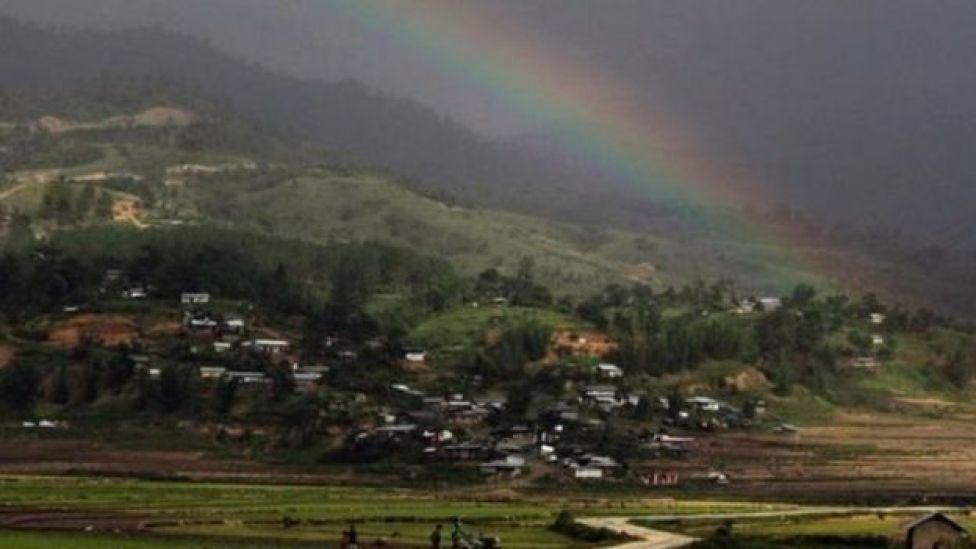 Manipur wuri ne dake fama da masu tada 'kayar baya a India