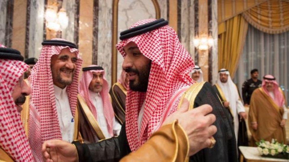 ولي العهد السعودي الجديد