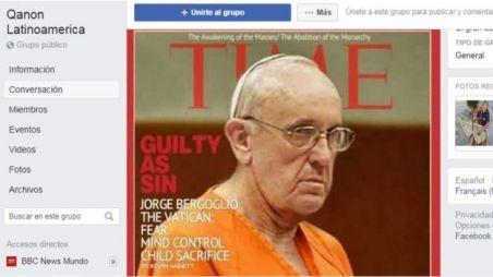"""Para os """"anons"""", as notícias falsas são as publicadas pela grande mídia"""