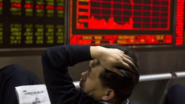 Inversionista en China.