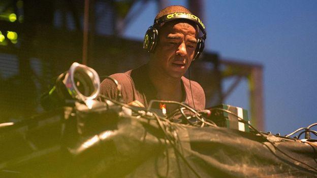 Erick Morillo en 2012