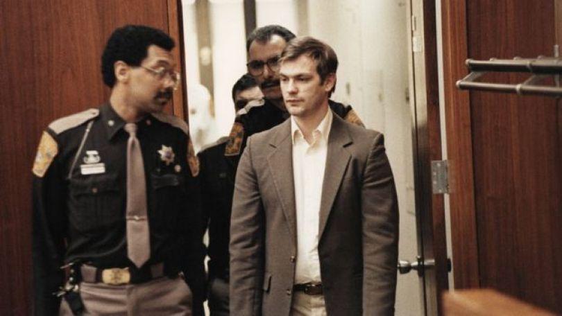 Jeffrey Lionel Dahmer em seu julgamento