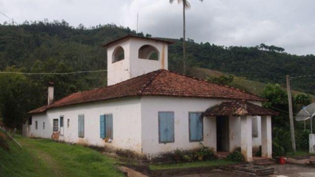 Casa de Mengele em Serra Negra