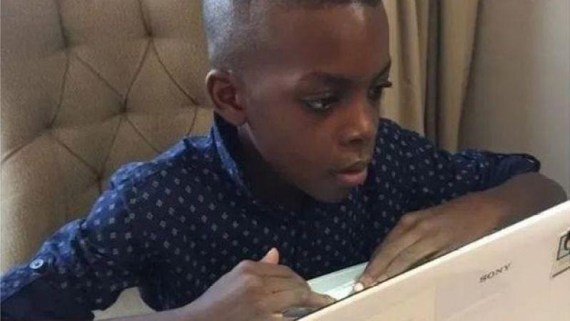 L'intérêt de Basil Okpara Junior pour la création de ses jeux s'est accru à l'âge de sept ans.