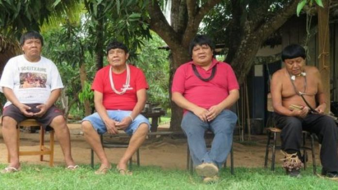 Tribo suruí