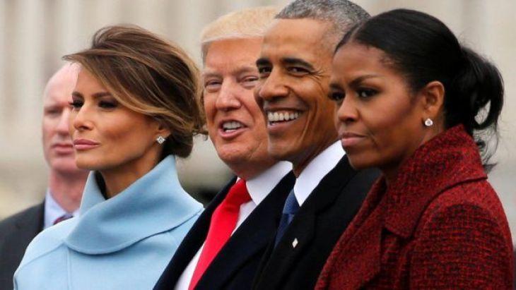 बराक ओबामा, डोनल्ड ट्रंप