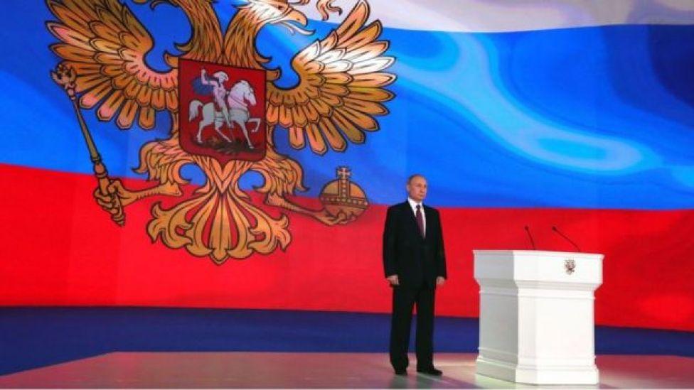 रूस में 18 मार्च को राष्ट्रपति चुनाव होने हैं