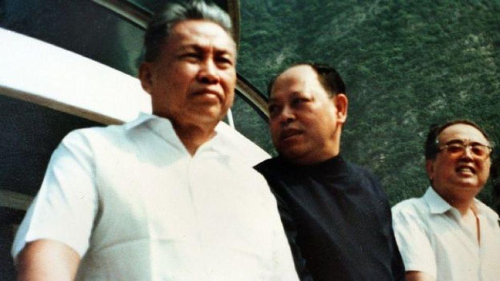Pol Pot en los 1970