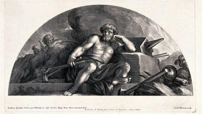 Vulcano, dios romano