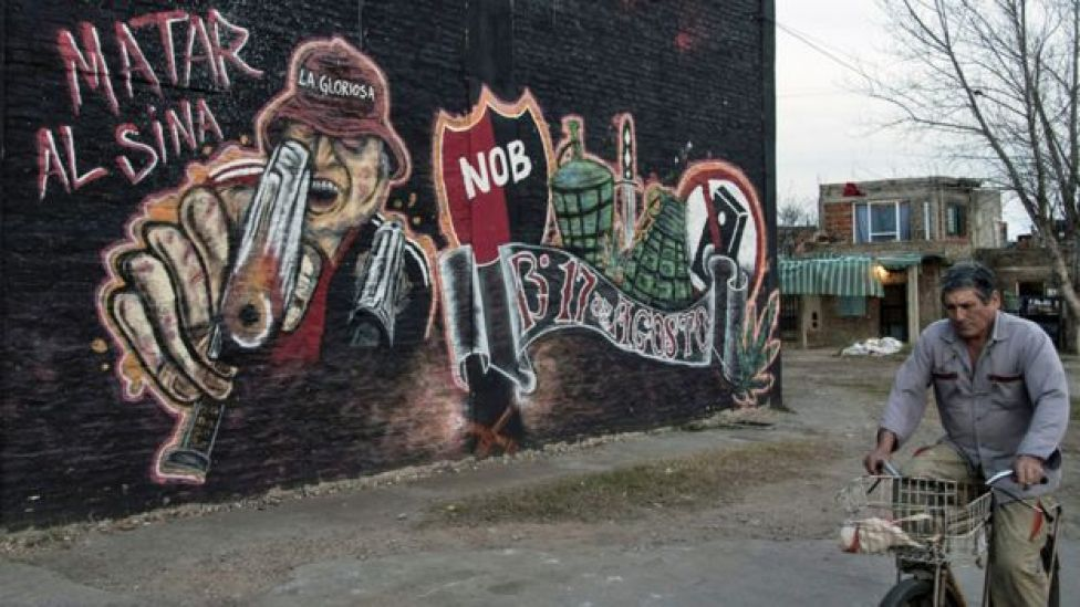 Grafiti de Newells