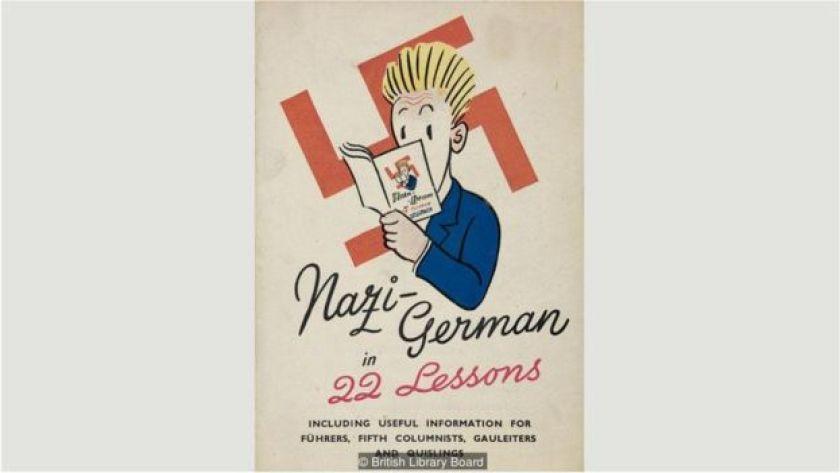 2. savaşta İngiliz propaganda malzemesi