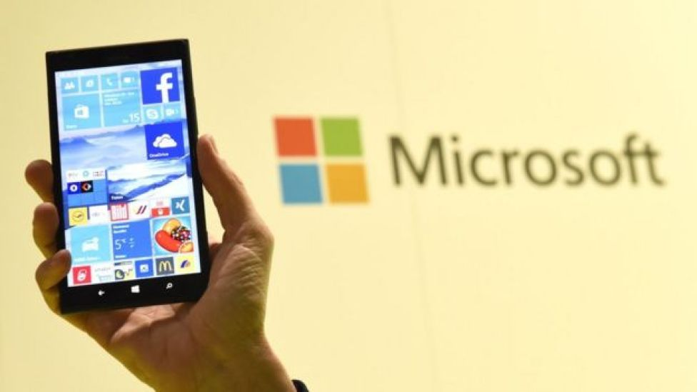 Windows 10 en un Smartphone