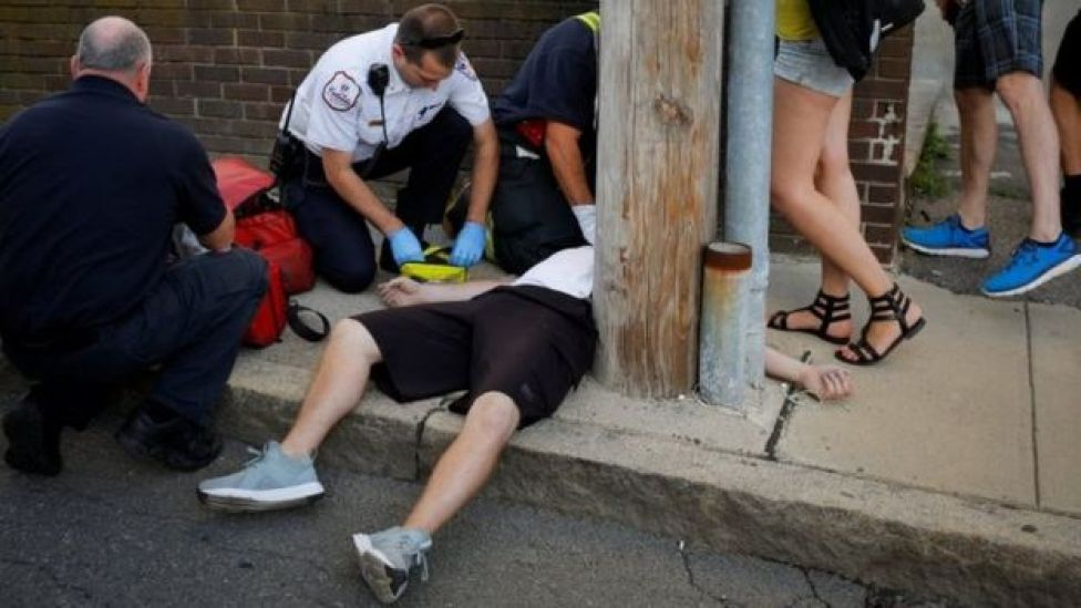 Las autoridades se han acostumbrado a administrar fármacos para detener las sobredosis por uso de heroína en Estados Unidos.