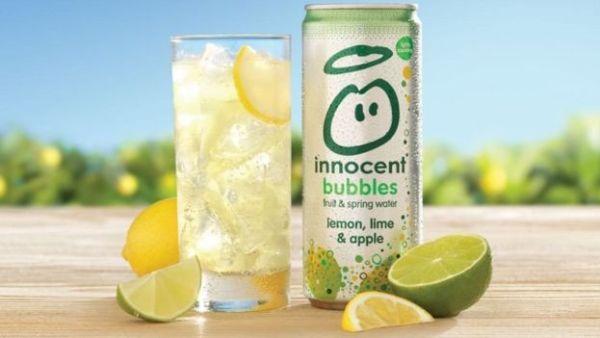 مشروب غازي من إنتاج شركة إنوسينت