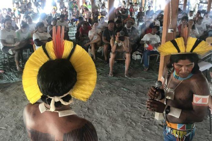Encontro no Xingu