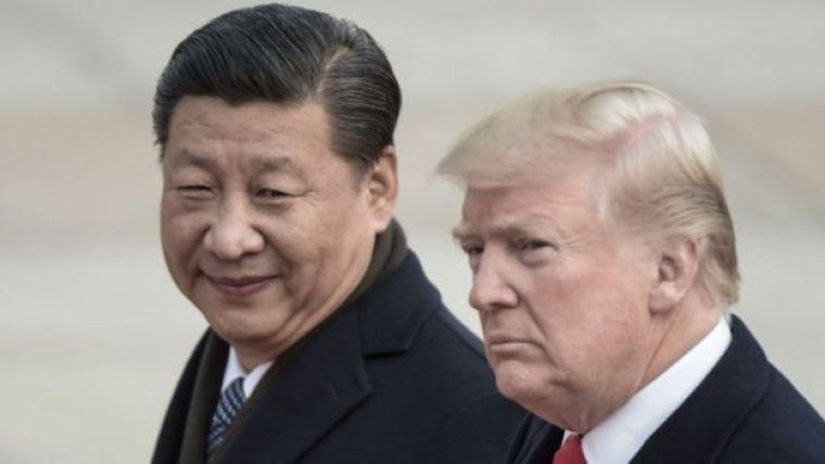 Xi Jinpin e Donald Trump