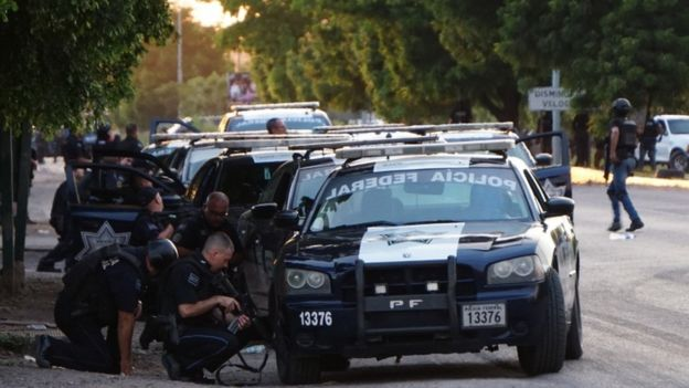 Image result for mexican security forces embarrassed in Culiacan