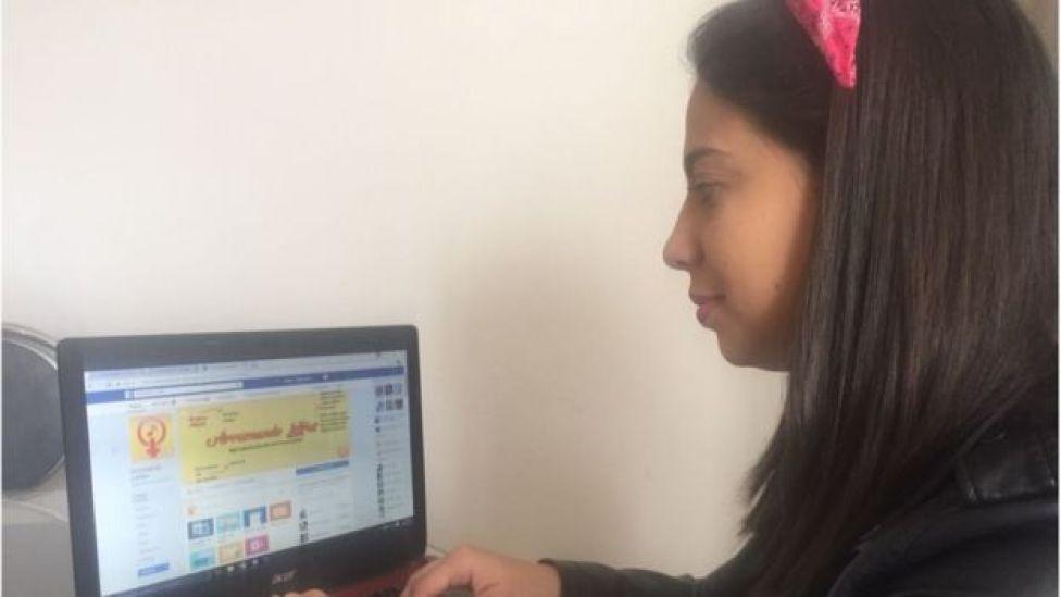 Camila Queiroz, da página Arrumando Letras