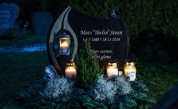 Memorial de Mats 'Ibelin' Steen