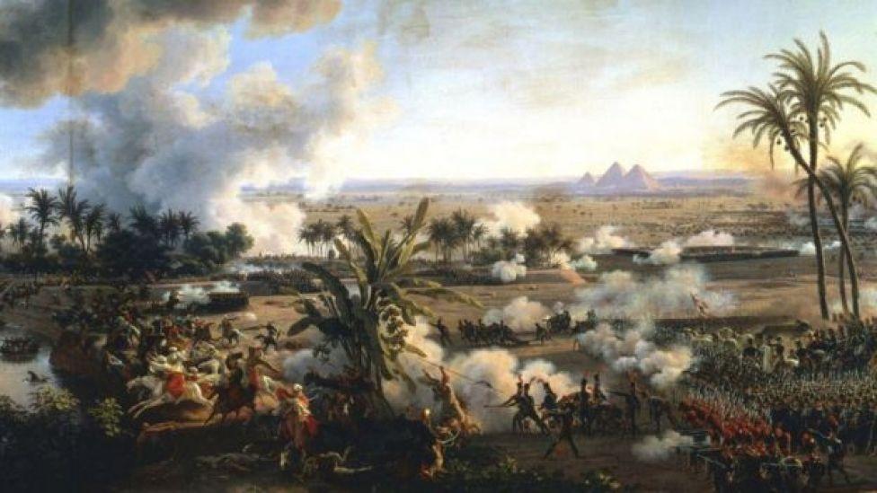 معركة الأهرام