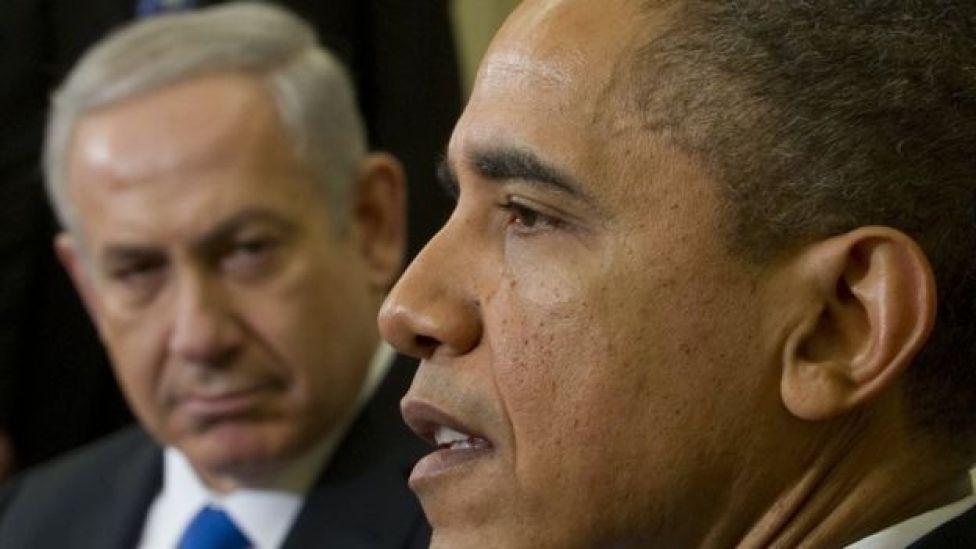 فترة أوباما شهدت توترا في العلاقات مع إسرائيل