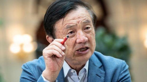 Ren Zhengfei fundador y dueño deHuawei