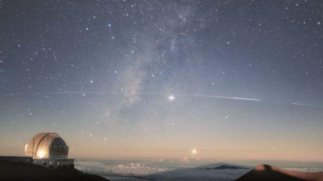 El Observatorio Gemini.