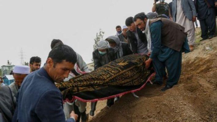 ضحايا هجوم أفغانستان