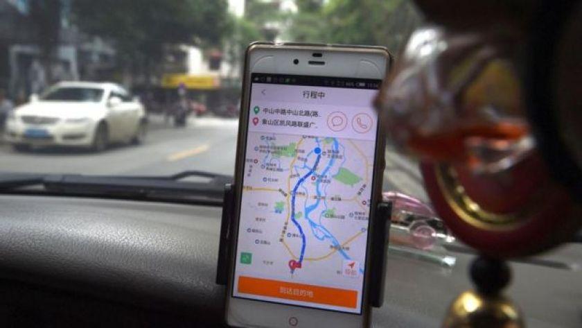 Otomobilde cep telefonuyla navigasyon