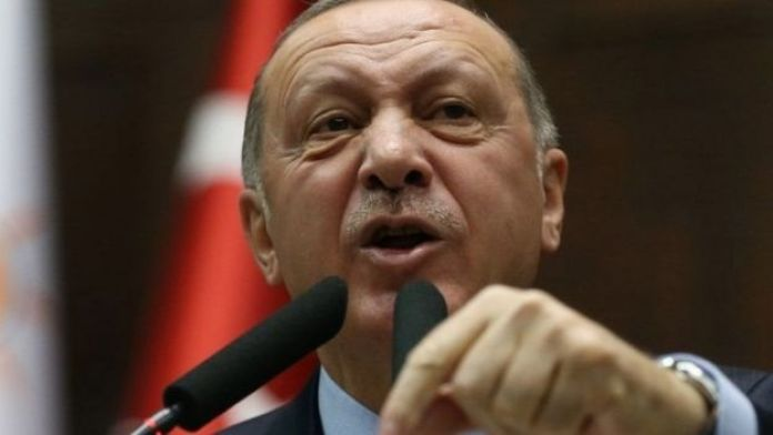 Madaxweyne Recep Tayyip Erdogan