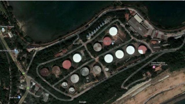IOC oil tanks