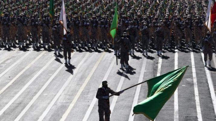ایران، پاسدرانِ انقلاب