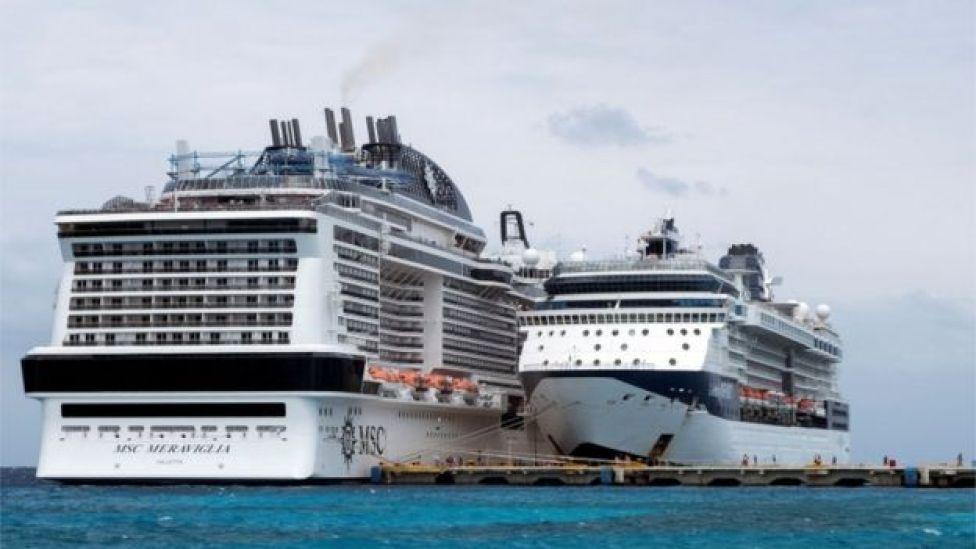 crucero MSC Meraviglia