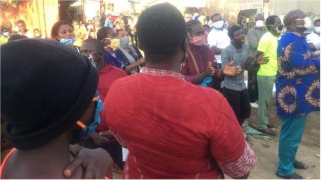 Les disciples de Franklin Ndifor se sont opposés à son enterrement