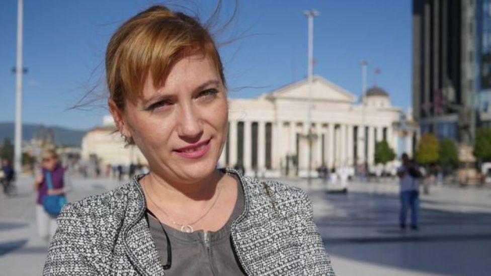 Marija Ristreska