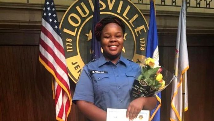 Ms Taylor, 26, was a decorated emergency medical technician